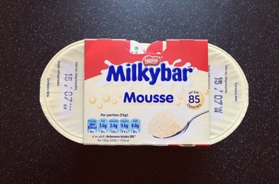 Milkybar Mousse