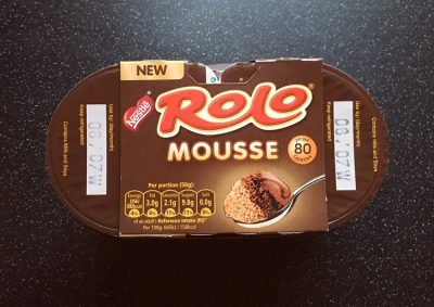 Nestle Rolo Mousse