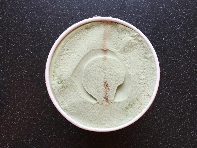 Oppo Mint Ice Cream
