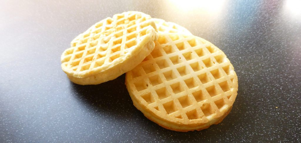 Birdseye Classic Waffles
