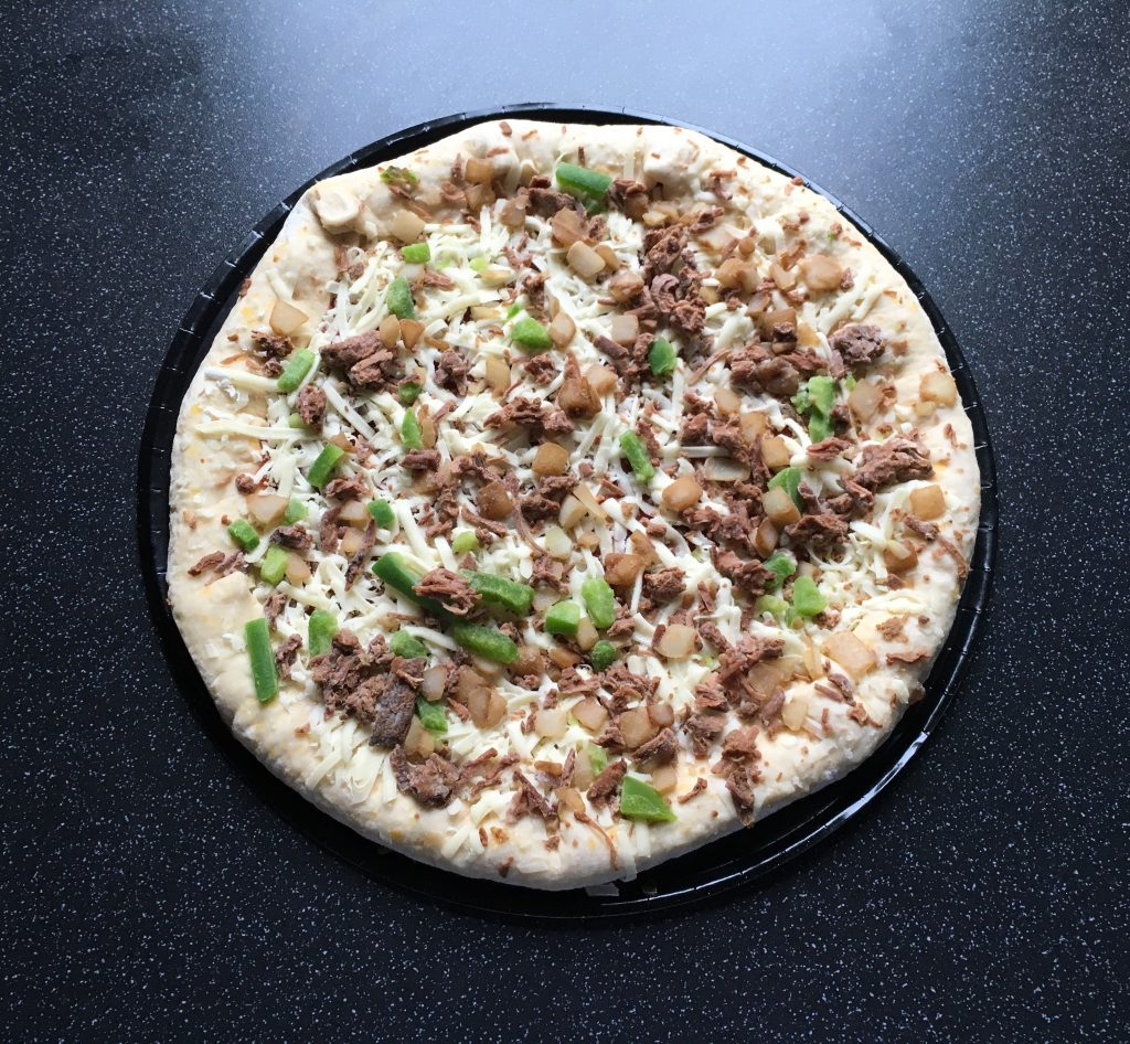 Chicago Town Pizza Pulled Beef Brisket