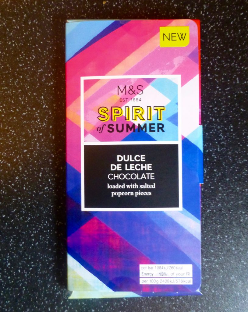M&S Dulce De Leche Chocolate