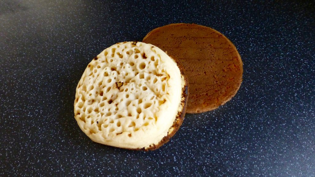 M&S Sourdough Crumpets