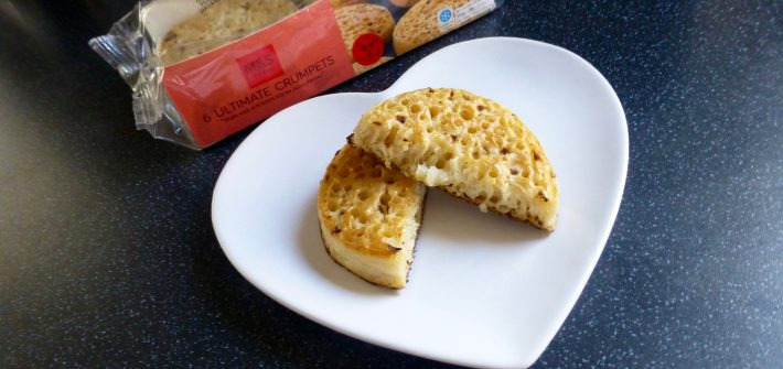 M&S Ultimate Crumpets