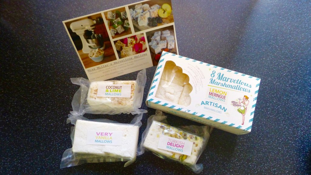 Miss Millar's Marvellous Marshmallows