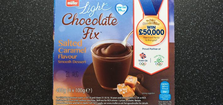 Muller Light Chocolate Fix