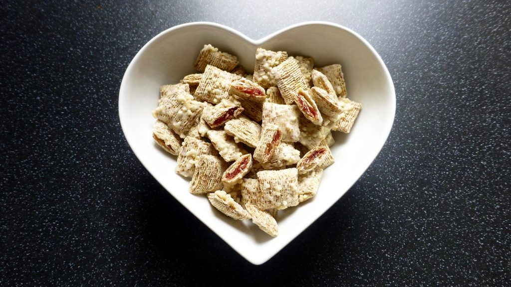 Shredded Wheat Cherry Bakewell