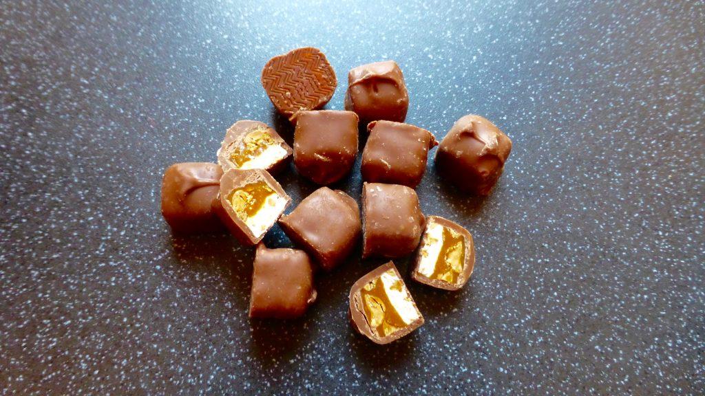 Snickers Bites