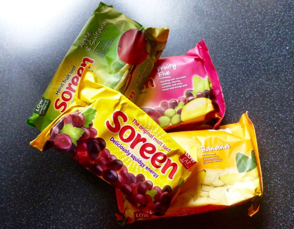Soreen Malt & Fruit Loaves
