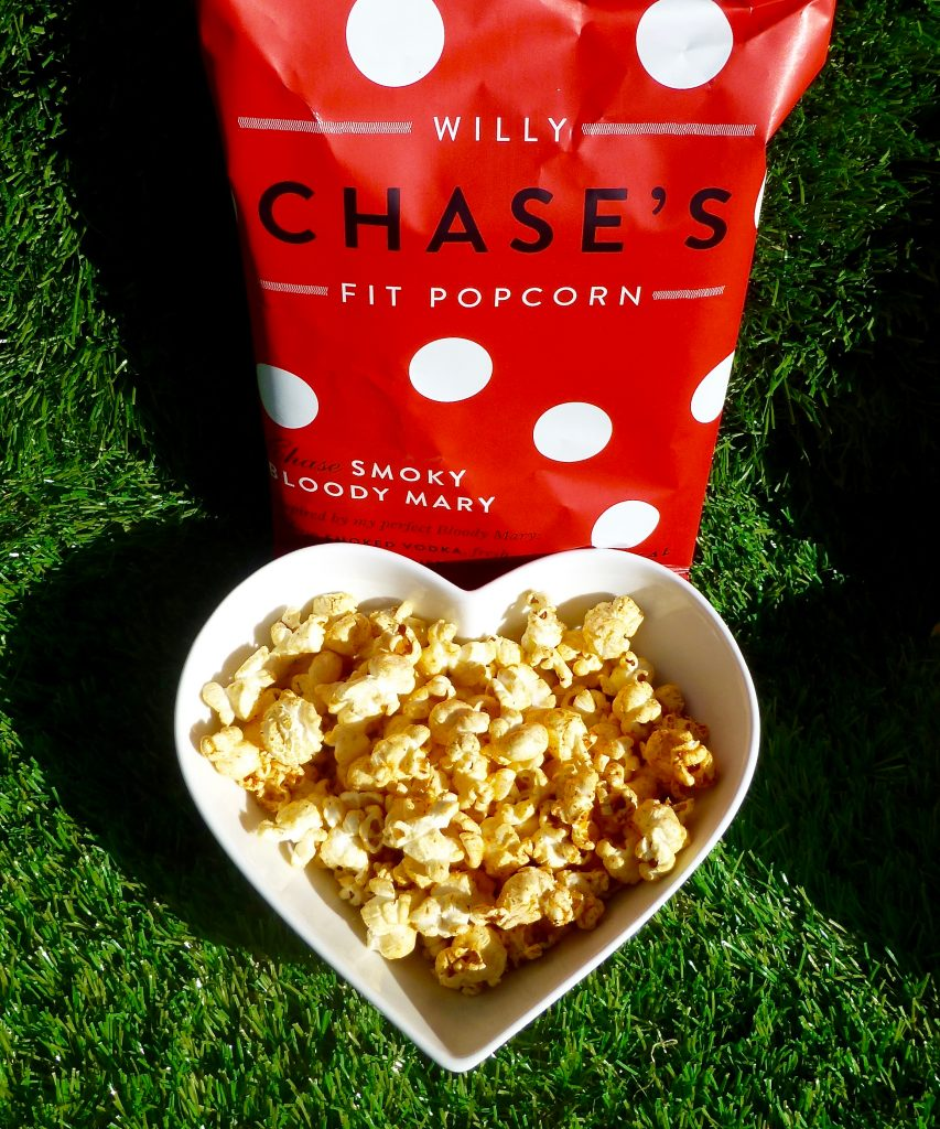 Willy Chase's Fit Popcorn Bloody Mary