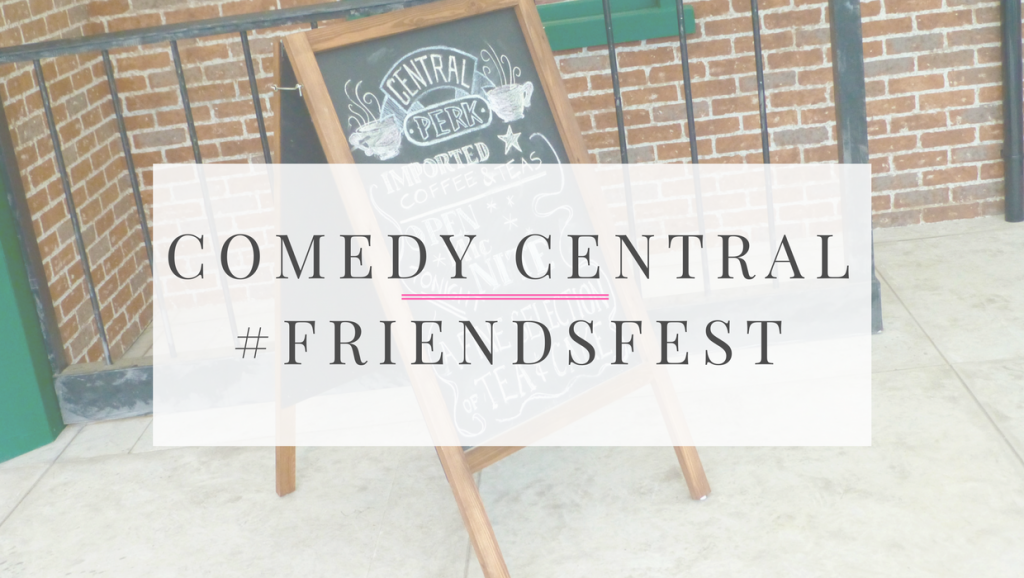 FriendsFest: The One With The Ultimate Friends Celebration