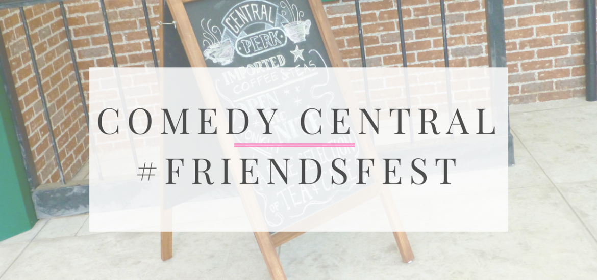 Comedy Central Friends Fest 2016