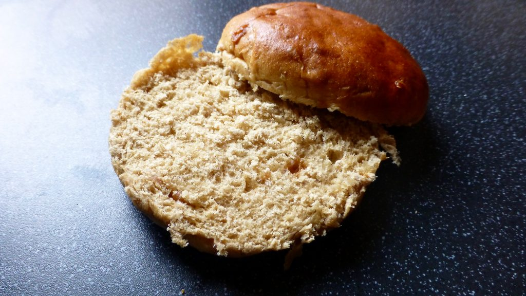 M&S Gingerbread Teacake