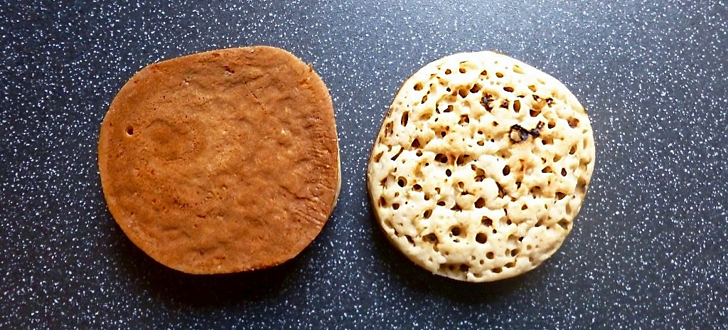 M&S Ultimate Five Grain Crumpets