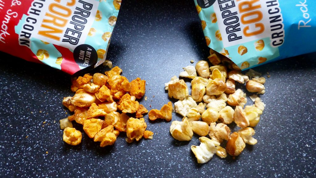 Propercorn Crunch Corn Sweet & Smoky Chilli & Rock Salt