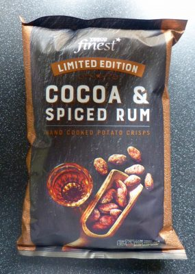Tesco Finest Cocoa & Spiced Rum