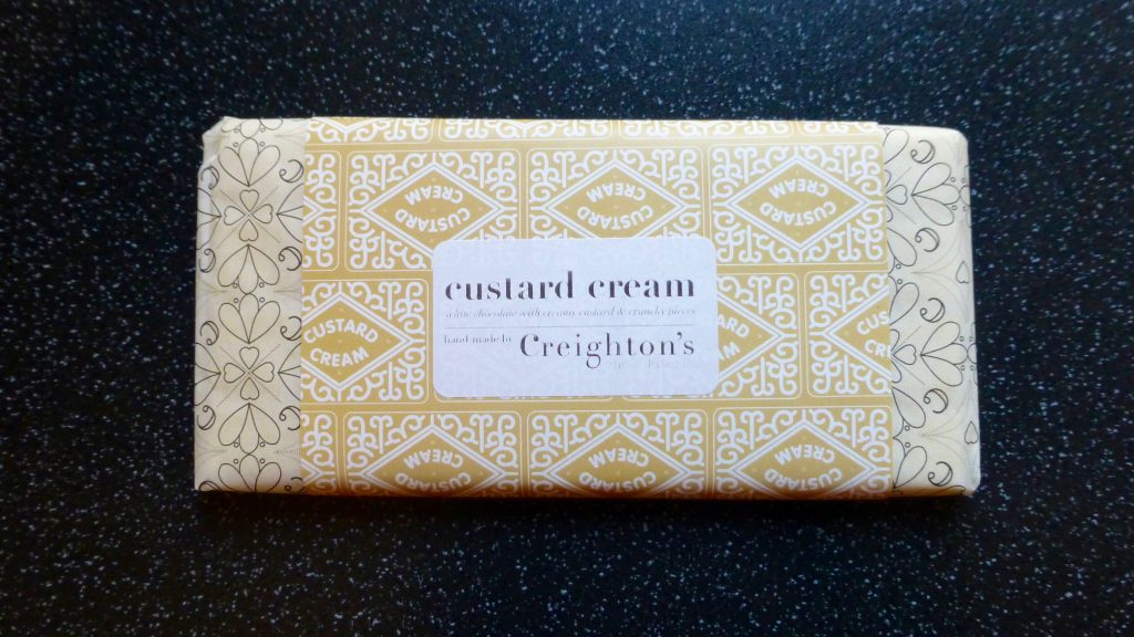 Creighton's Custard Cream