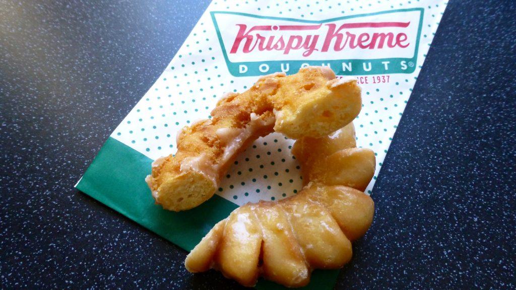 Krispy Kreme Vintage Cruller