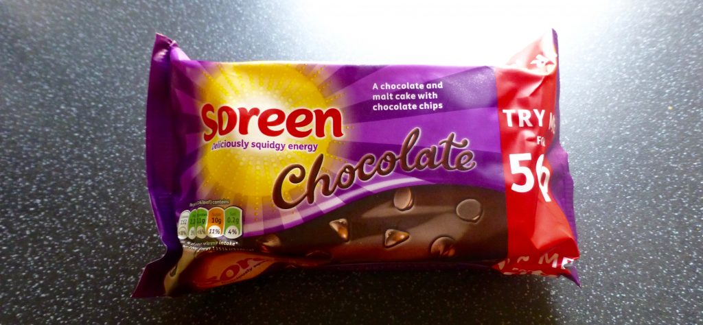 Soreen Chocolate