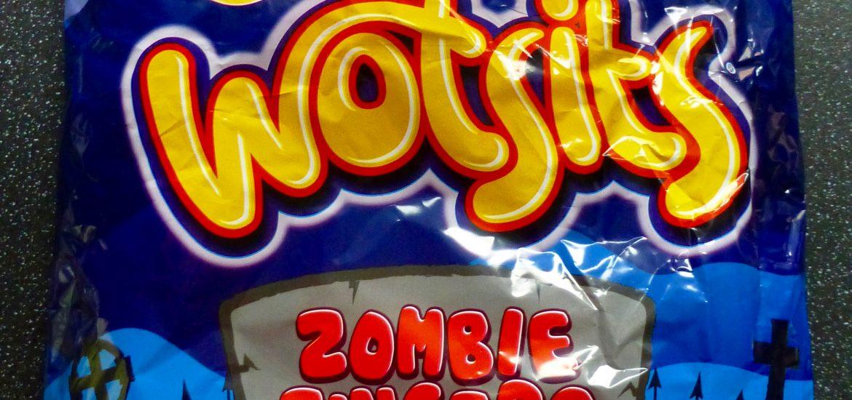 Wotsits Zombie Fingers