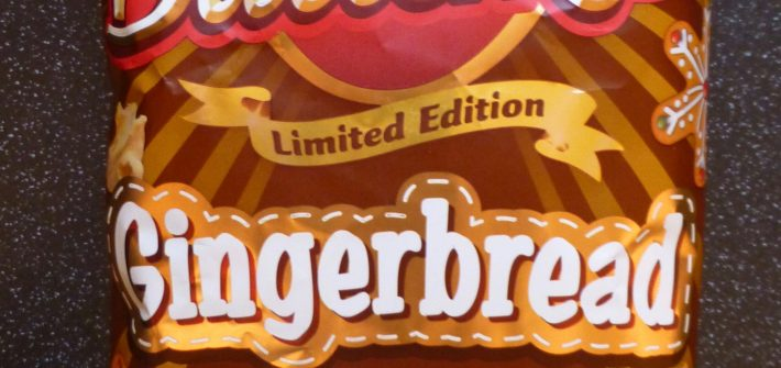 Butterkist Gingerbread Popcorn