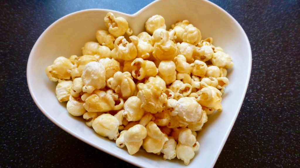 Butterkist Gingerbread Popcorn