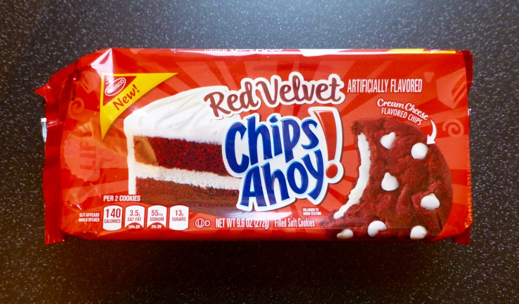 Chips Ahoy! Red Velvet