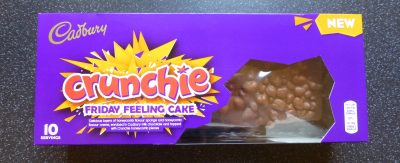 Crunchie Friday Feeling Cake