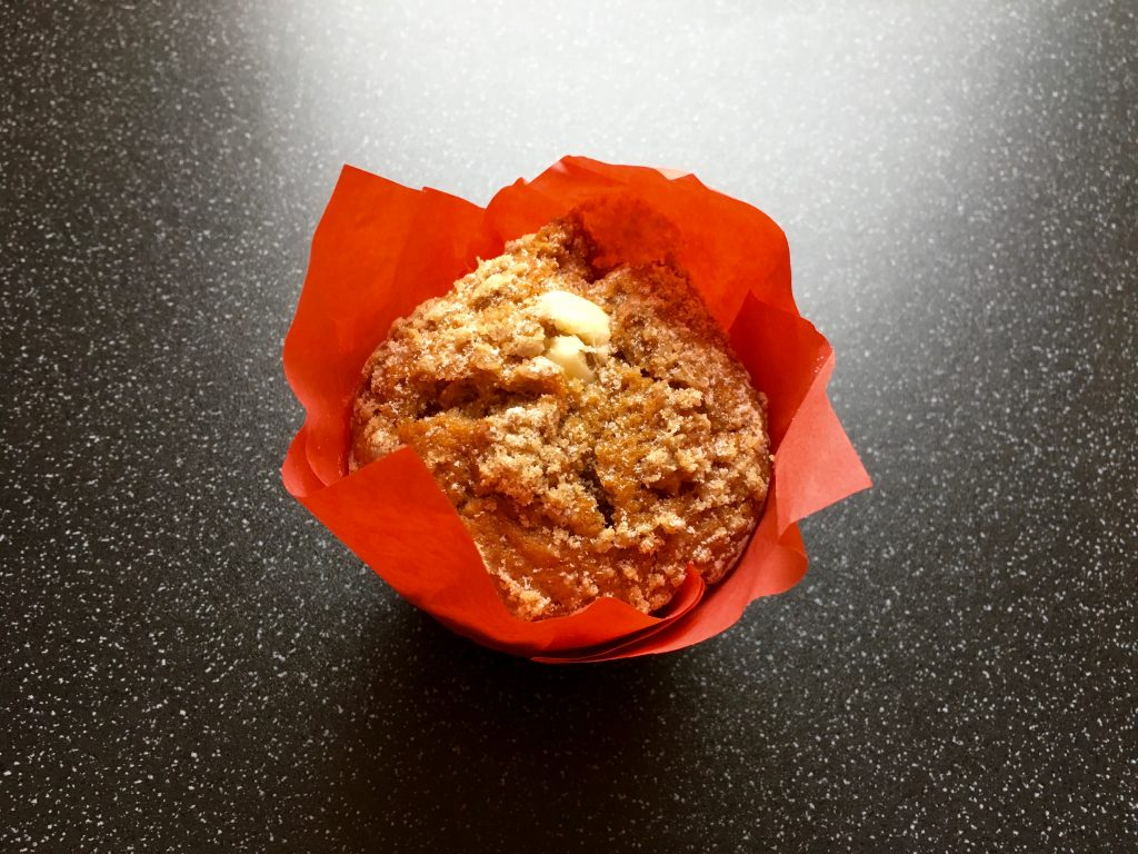 Christmas: Waitrose Gingerbread Muffin