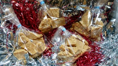 Baileys Christmas Fudge