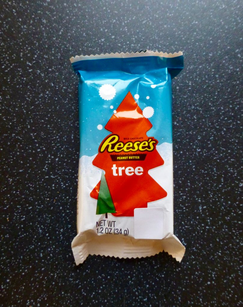Christmas: Reese's Peanut Butter Tree