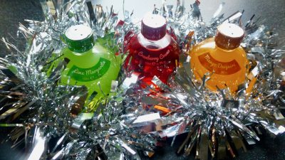 Sainsbury's Cocktail Baubles