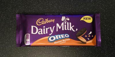 Cadbury Dairy Milk Peanut Butter Oreo