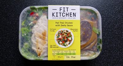 Fit Kitchen Pad Thai Chicken with Zesty Sauce