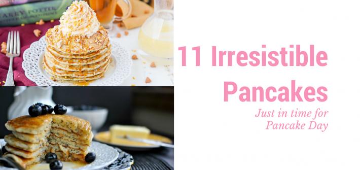Irresistible Pancakes
