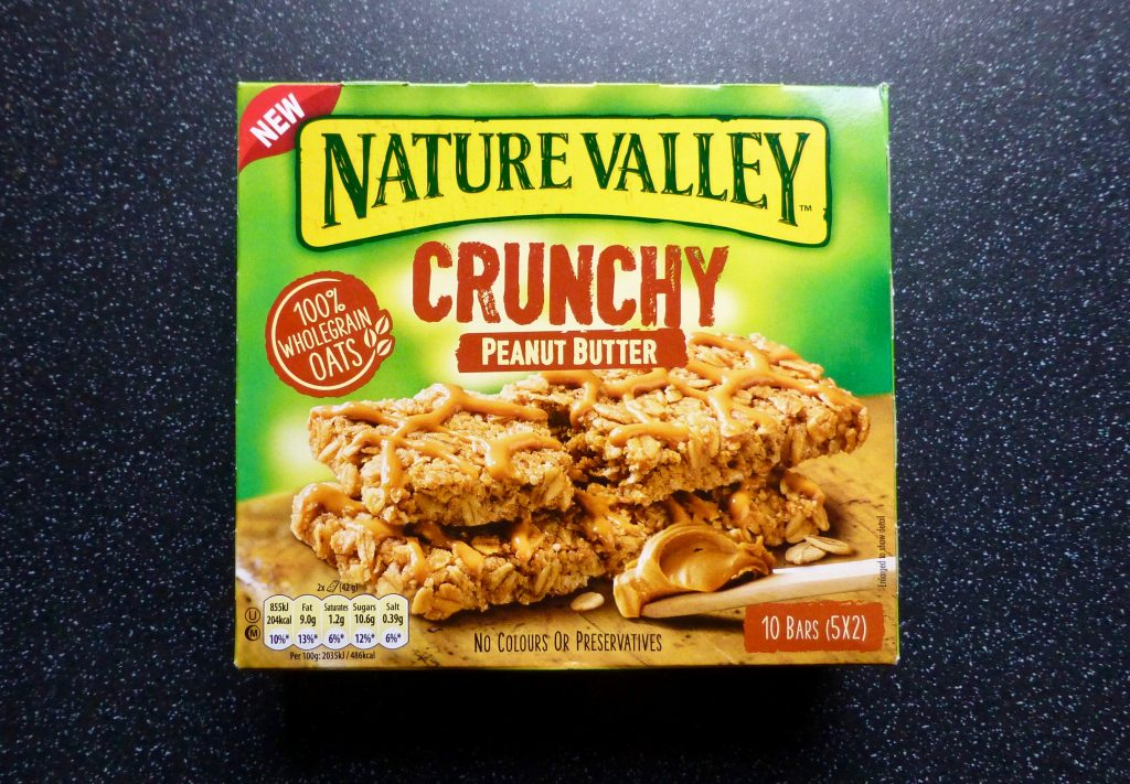 Nature Valley Crunchy Peanut Butter