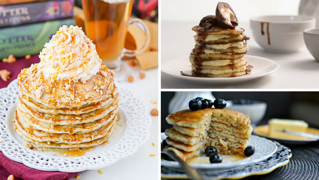 Irresistible Pancakes Just In Time For Pancake Day