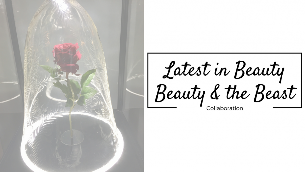 Latest in Beauty Beauty and the Beast Collaboration