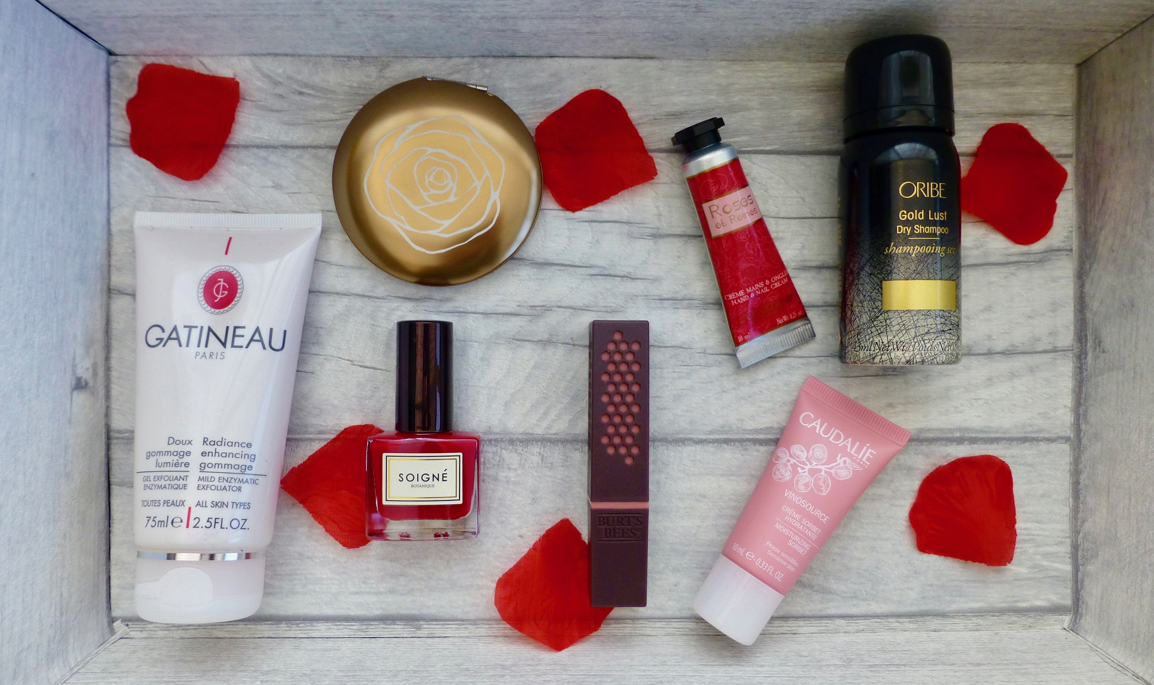 Latest in Beauty Beauty and the Beast Belle Box