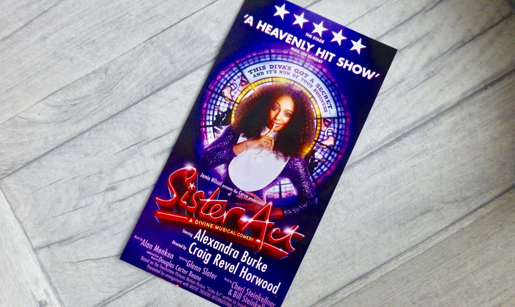 Sister Act: A Devine Musical Comedy?