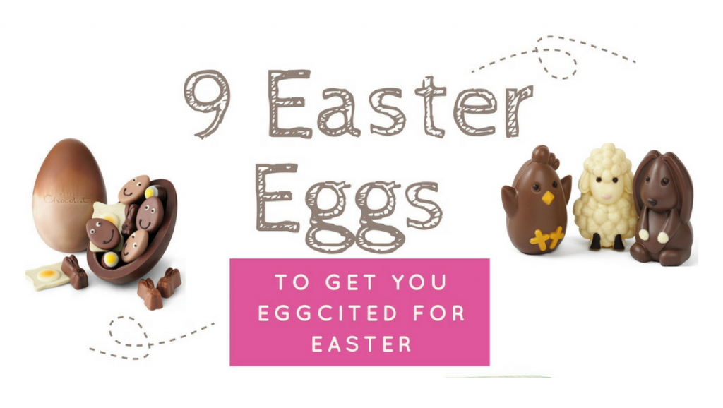 Easter Is Coming And So Are The Easter Eggs