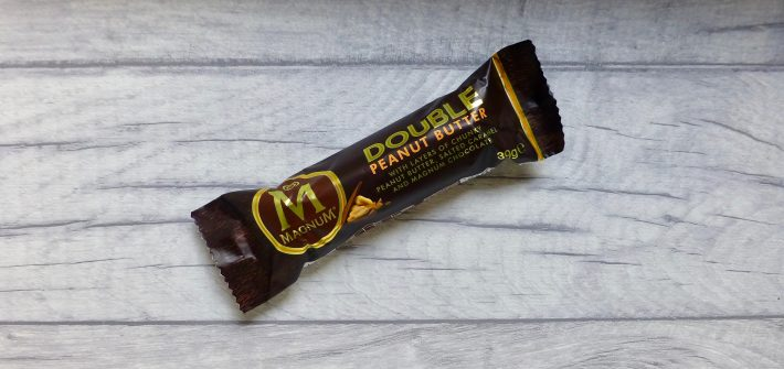 Magnum Double Peanut Butter Chocolate