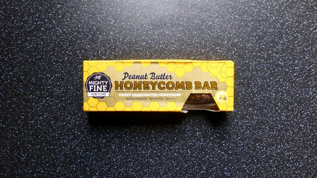 Mighty Fine Peanut Butter Honeycomb
