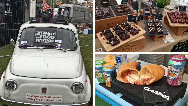 Surrey Food Festival 2017
