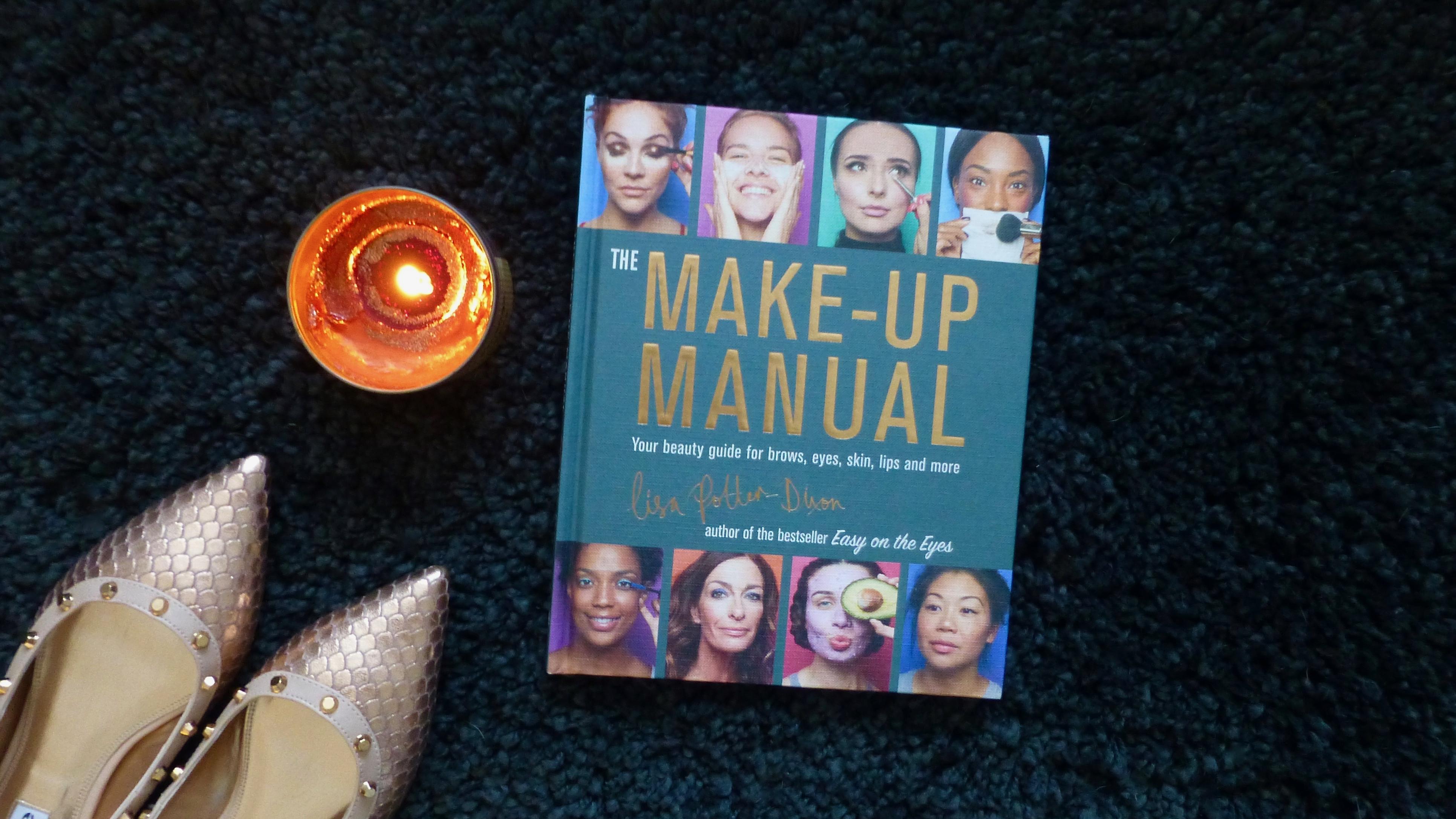 The Make Up Manual By Lisa Potter Dixon
