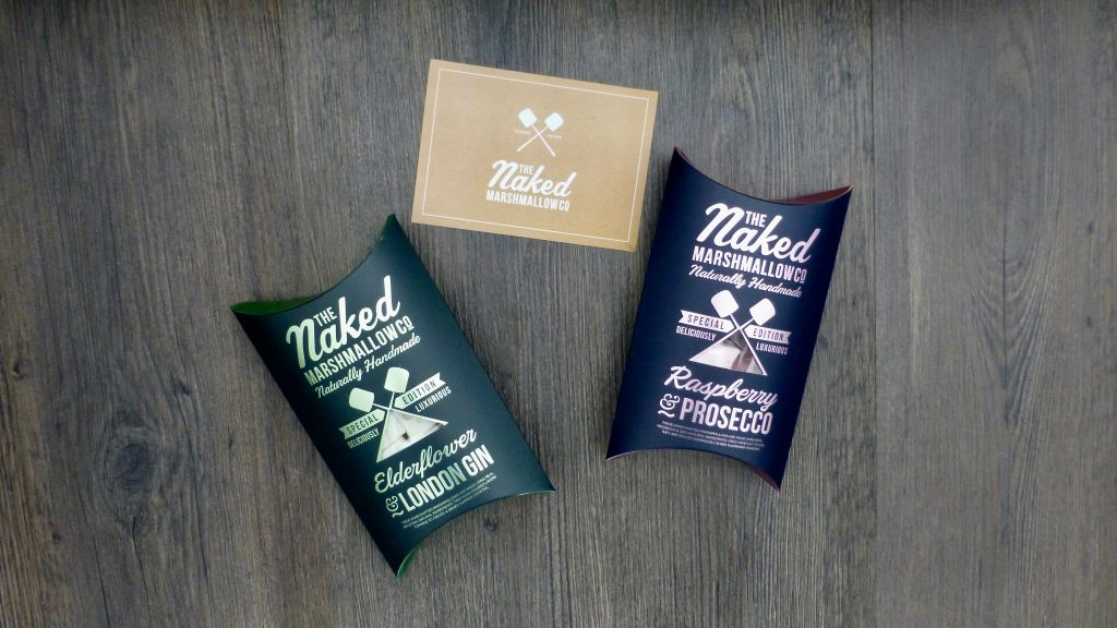 The Naked Marshmallow Co Boozy Marshmallows