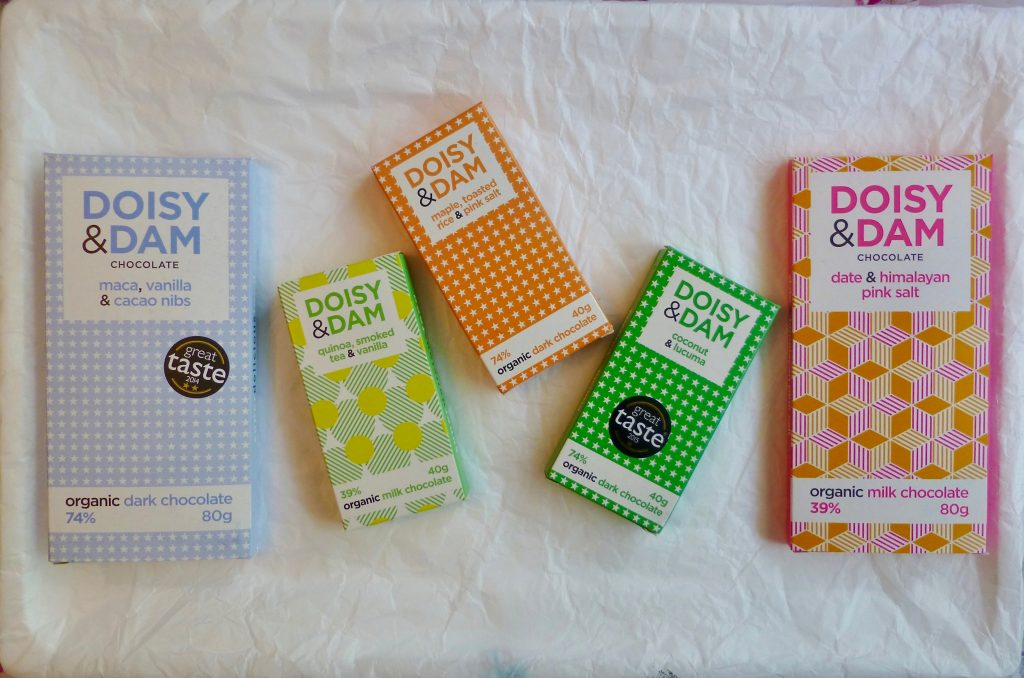 Doisy & Dam Chocolate Bars