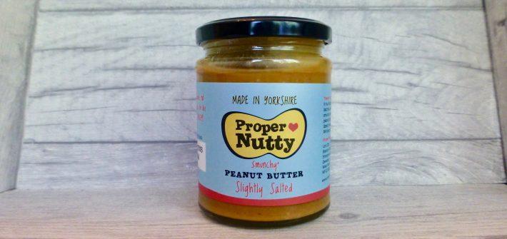Proper Nutty Smunchy