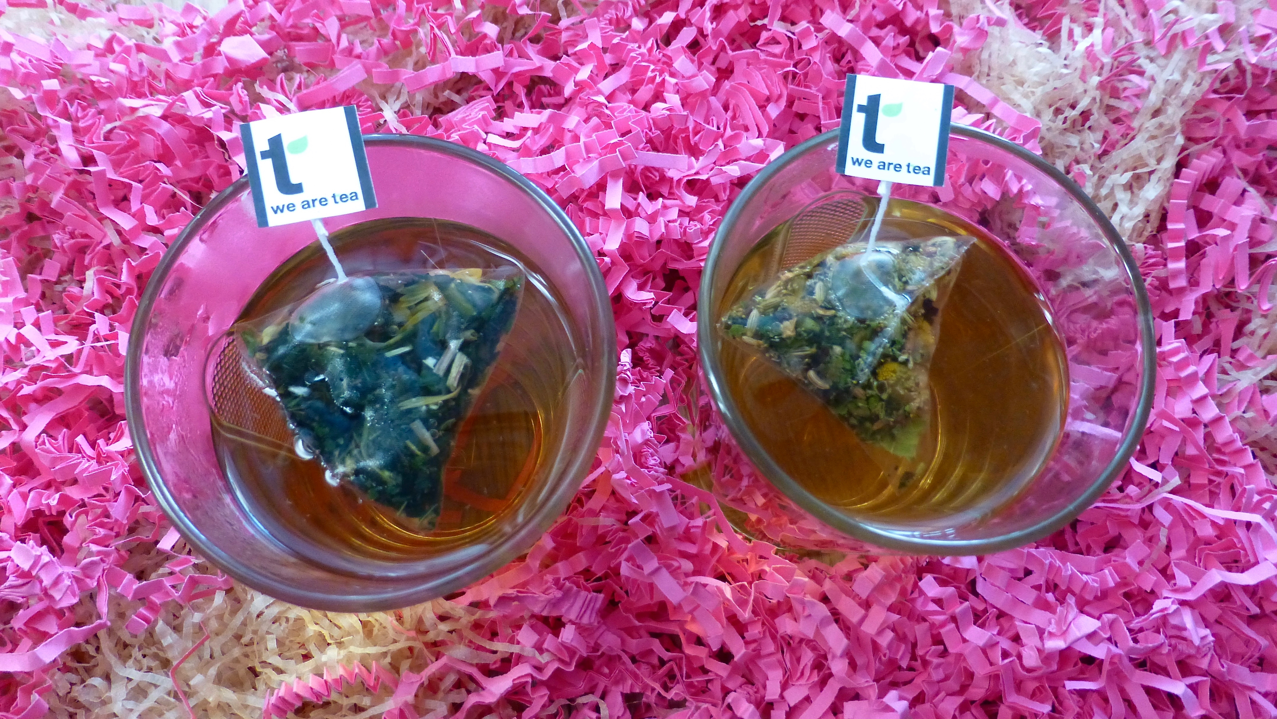 We Are Tea Soothe and Glow