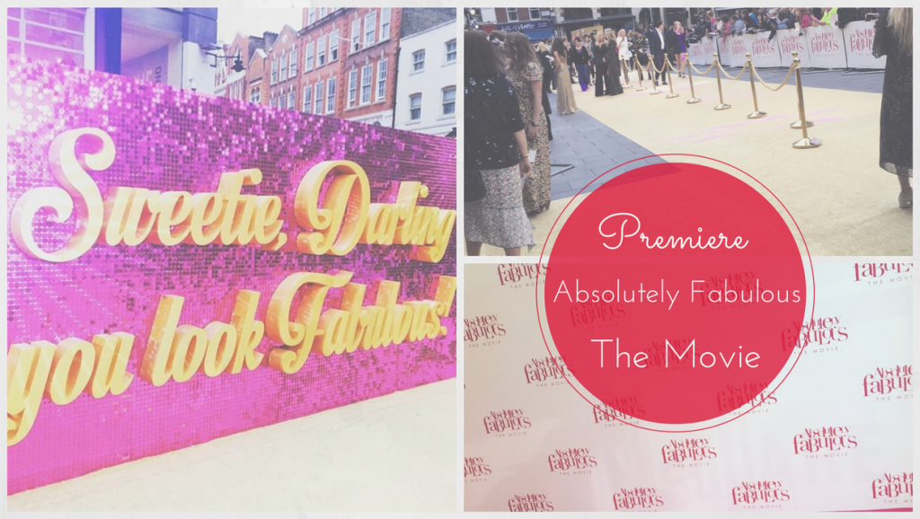 Absolutely Fabulous Movie World Premiere